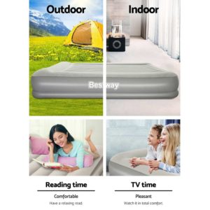 BW BED Q 38 67632 03 300x300 - Bestway Queen Air Bed Inflatable Mattresses Home Camping Mats Sleeping