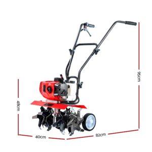 GTC SET 6B OG 01 300x300 - Giantz 72CC Garden Cultivator Tiller Petrol Rotary Hoe 36 Tines Rototiller