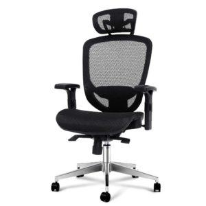 OCHAIR 0088F BK 00 300x300 - Artiss Office Chair Gaming Chair Computer Chairs Mesh Net Seating Black