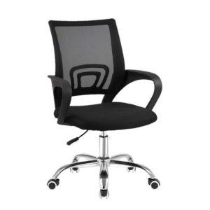 OCHAIR G 2004 BK 00 300x300 - Artiss Office Chair Gaming Chair Computer Mesh Chairs Executive Mid Back Black