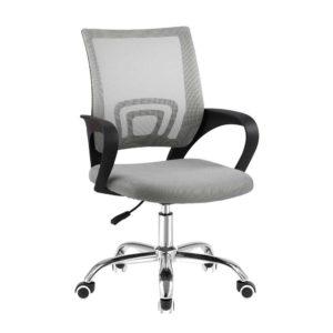 OCHAIR G 2004 GY 00 300x300 - Artiss Office Chair Gaming Chair Computer Mesh Chairs Executive Mid Back Grey