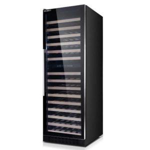WC B 155B BK 00 300x300 - Devanti 155 Bottles Wine Cooler Compressor Fridge Chiller Commercial