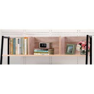 FURNI F DESK 100 WD 03 300x300 - Artiss Office Computer Desk Study Table Workstation Bookshelf Storage Oak