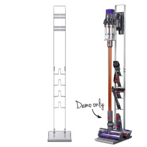 VAC STD SY02 SI 00 300x300 - Freestanding Dyson Vacuum Stand Rack Holder Handheld Cleaner V6 7 8 V10 Silver