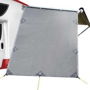 AWN CV B SS END 00 300x300 - Grey Caravan Privacy Screen 1.95 x 2.2M End Wall Side Sun Shade Roll Out Awning