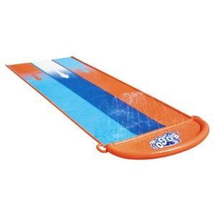 BW SLIDE T 52329 00 300x300 - Bestway Water Slip And Slide Kids Inflatable Splash Toy Outdoor Triple 4.88M