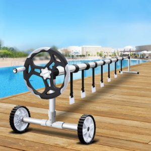 PC ROLLER 40 99 300x300 - Aquabuddy Swimming Pool Cover Roller Reel Adjustable Solar Thermal Blanket